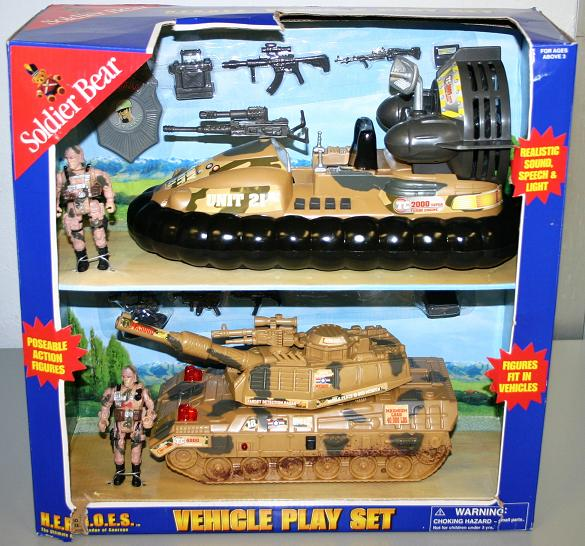 Aafes Expands Recall Of Quot Soldier Bear Quot Toy Sets Due To