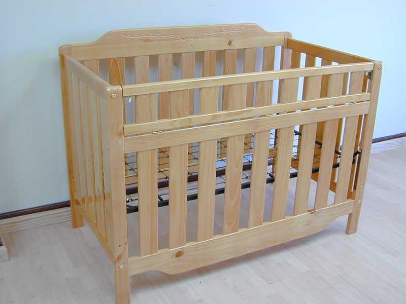 Cribs recalled by baby 39 s dream furniture inc for Child craft crib recall