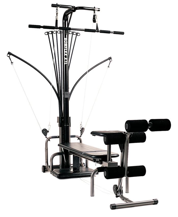 bow flex machine