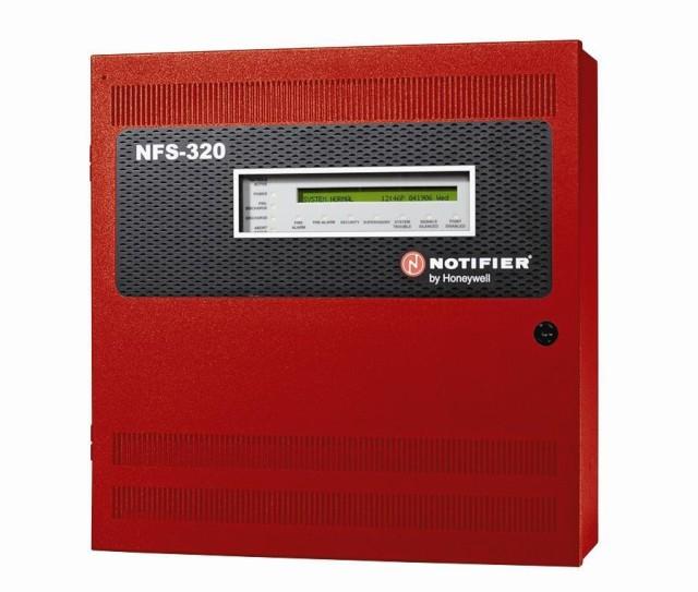 Fire Alarm Control Pan...