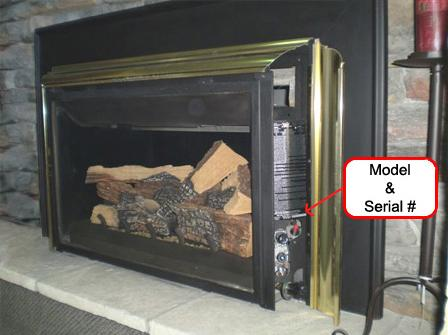 Propane Gas Fireplace Inserts Recalled By Wolf Steel Due
