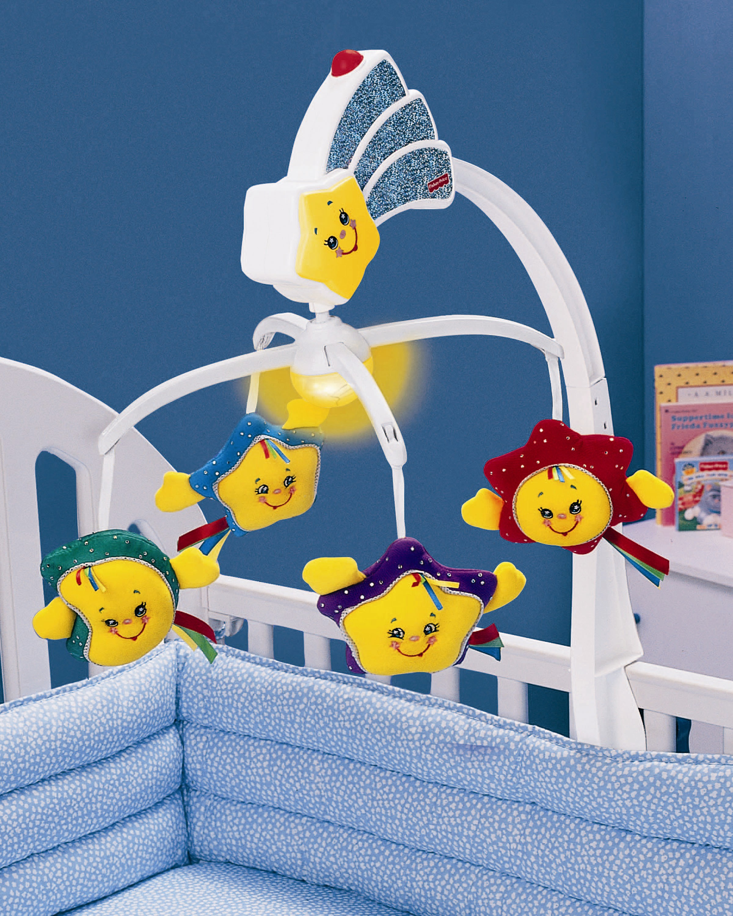 Crib Mobile Toys Recalled by Fisher-Price